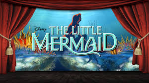Little Mermaid play bill